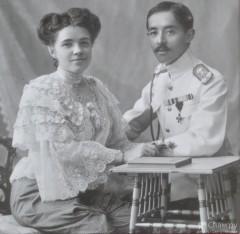 Екатерина Десницкая и Сиамский принц