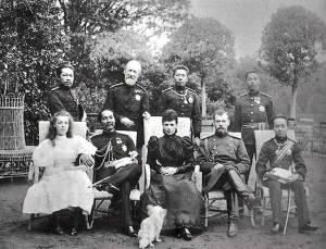 Визит Сиамского Короля Рама V в Россию, 1897 г.