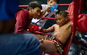 muay thai kids 2