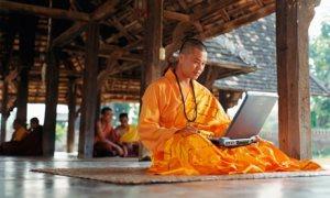 современный монах