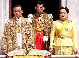 Королевская семья Таиланда
