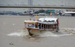 boat chao phaya